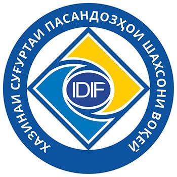 Logo idif.tj